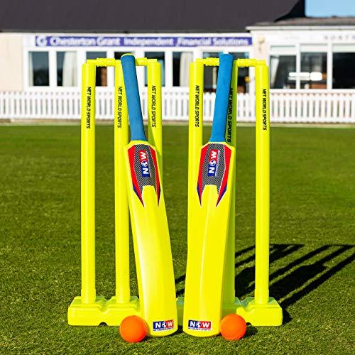 76123a338e Kit de Cricket pour Le Jardin (Junior)  Net World Sports