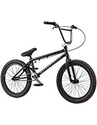 "Wethepeople Justice Bicicleta BMX, Negro, 20.75"""