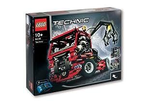 LEGO TECHNIC 8436 - Camion avec grue pneumatique