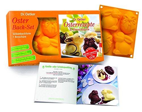 Preisvergleich Produktbild Oster Back-Set, Silikonbackform (Buch Plus)
