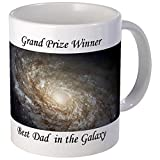 Best CafePress Dad In The Galaxy Shirts - CafePress - Best Dad In Galaxy Mug Astronomy Review