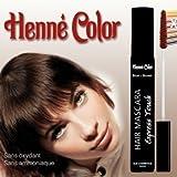 Henné Color : Brown (braun) Haar - Mascara (15 ml)