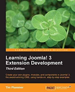 Learning Joomla! 3 Extension Development, Third Edition par [Plummer, Tim]