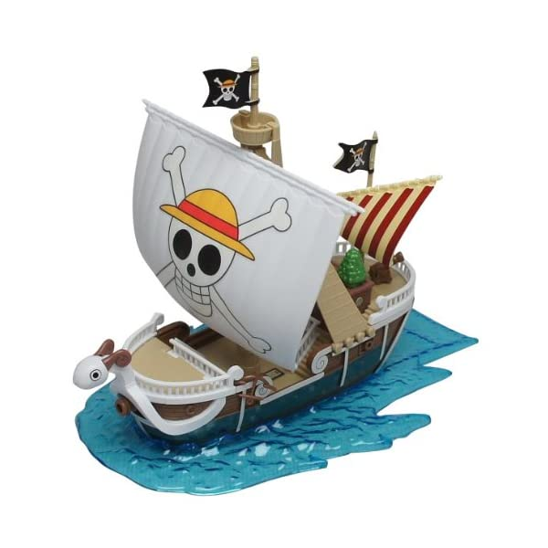 Bandai Hobby Going Merry Model Ship One Piece - Grand Ship Collection 4