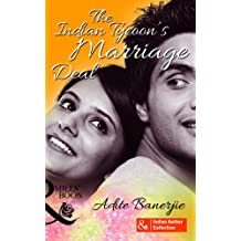 The Indian Tycoon's Marriage Deal (Mills and Boon Indian Author)