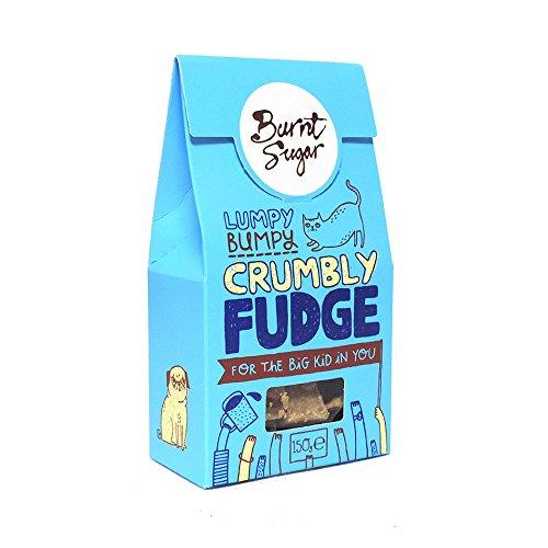 Burnt Sugar - Lumpy Bumpy Crumbly Fudge - 150g (Case of 5)