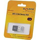 Delock 32GB USB3.0 Mini Black, 54507