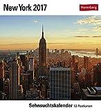 New York - Kalender 2017: Sehnsuchtskalender, 53 Postkarten