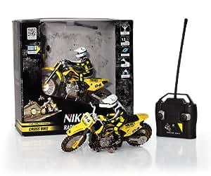 Giochi Preziosi ncr01781–Moto de Cross Par Télécommande