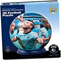 Paul Lamond Manchester City 3D Puzzle Ball