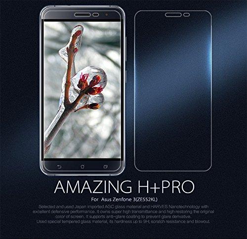 Nillkin Amazing H+ Pro - Protector de pantalla 9H con bordes curvos...