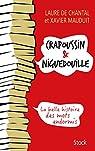 Crapoussin et Niguedouille, la belle histoire des mots endormis par Mauduit