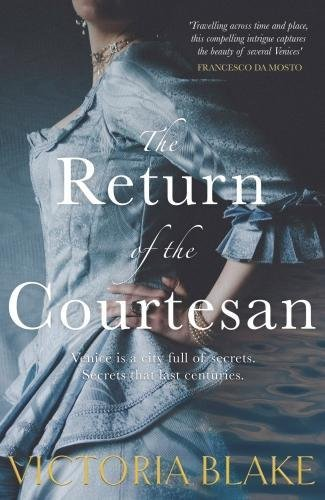 The Book Trail The Return Of The Courtesan The Book Trail