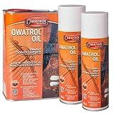Owatrol Öl Set 1,6l