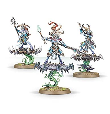 Tzeentch Arcanites - Tzaangor Enlightened 83-74 - Warhammer Age of Sigmar