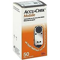 ACCU CHEK Mobile Testkassette, 50 St preisvergleich bei billige-tabletten.eu
