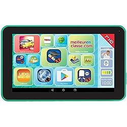 """LexiTab 7"""" - Tablette tactile enfant, contenu éducatif et ludique, contrôle parental - Android, Wi-Fi, Bluetooth, Google Play, YouTube - Ref. MFC147"""