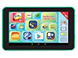 LexiTab 7' - Tablette tactile enfant, contenu éducatif et ludique, contrôle parental - Android, Wi-Fi, Bluetooth, Google Play, YouTube - Ref. MFC147