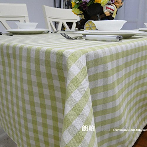 flagger-table-cloth-cloth-cloth-cloth-cloth-color-table-does-not-fade-dyed-cotton-green-waterproof11