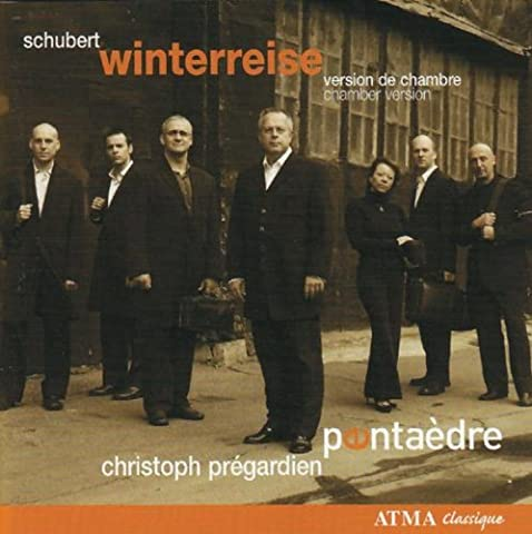 Schubert: Winterreise (Version de chambre de Normand