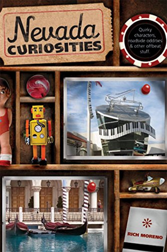 Nevada Curiosities: Quirky Characters, Roadside Oddities & Other Offbeat Stuff (Curiosities Series) (English Edition)