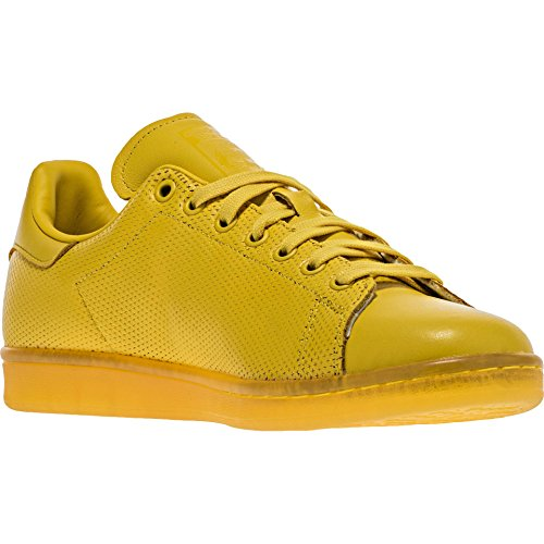 adidas Originals HANDBALL SPEZIAL 551483, Sneaker unisex adulto Giallo (EQT Yellow)