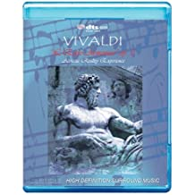 Vivaldi: L'ESTRO ARMONICO - The Best of Violin Concetros - Acoustic Reaity Experience [7.1 DTS-HD Master Audio Disc](BD9)[Blu-ray] [DVD-AUDIO]