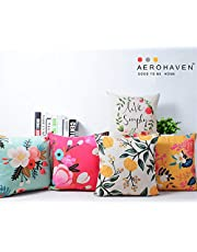 AEROHAVEN™ Set of 5 Cotton Cushion Covers - CC-122