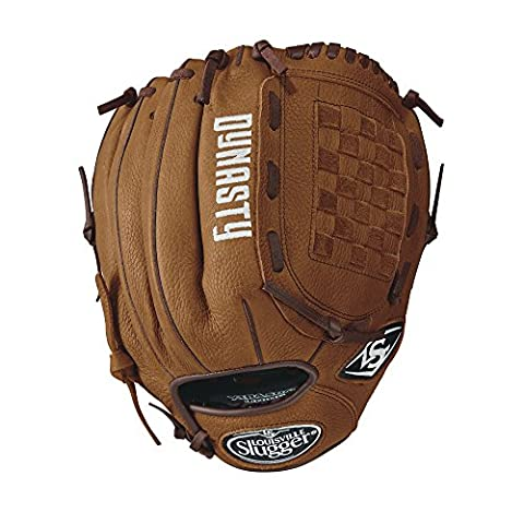 Louisville Slugger Dynasty Baseball Handschuhe, caramel (Infielders Glove)