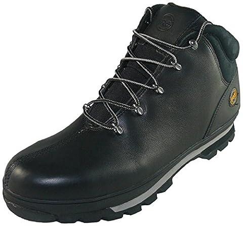 Timberland Split Rock Mens chaussures de sécurité, Noir, UK Size 7 (EU 41, US 7.5)