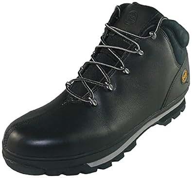 Timberland Split Rock Mens SafetY Boots Black - 6