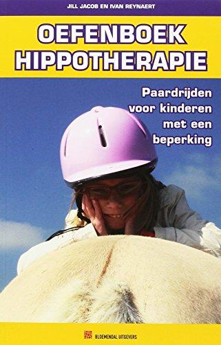 Oefenboek hippotherapie: paardrijden voor kinderen met een beperking