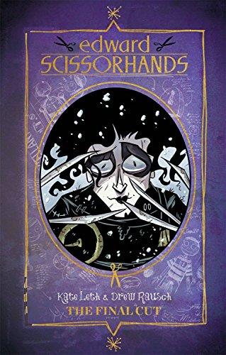 Edward Scissorhands: The Final Cut por Kate Leth