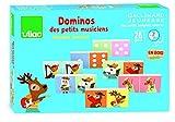 Vilac 7903 Domino des Petits Musiciens