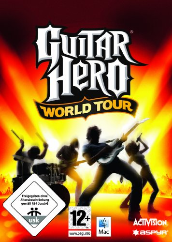 Guitar Hero World Tour (Software only) - [PC]