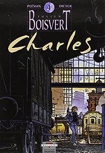"""Afficher """"Julien Boisvert. n° 4 Charles"""""""