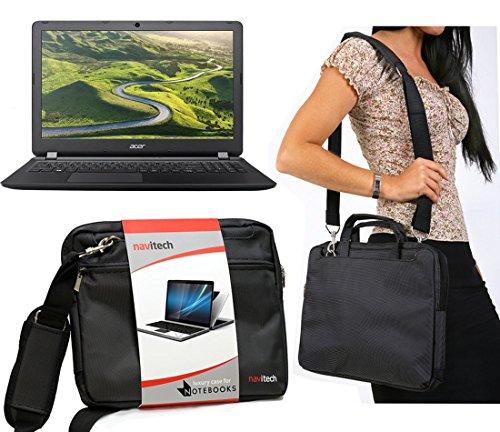 Navitech Schwarzes 11.6 Prime Laptop / Notebook / Ultrabook Case / Tasche für das Acer Aspire V5-123 / Aspire V5-122P / Aspire V5-123 / Aspire V5-132P / Aspire V5-122P / Aspire P3-171 / C720P / Aspire Switch 10