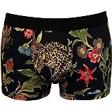 Coffre Dolce & Gabbana Floral Léopard Impression Hommes Boxer Noir/multi