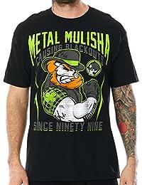 Camiseta Metal Mulisha Knockout Negro