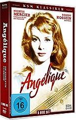 Angelique - Die Komplette Filmreihe [5 Disc Set] hier kaufen