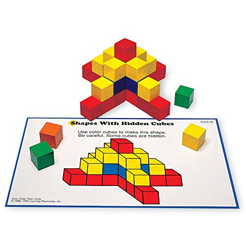 Learning Resources Learning Resources Color Creative Cubes