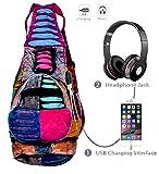 Hippie Rucksack | faltbar Rucksack | hippie tasche | Packsack | Emo | Rock Fashion | Collegetasche | laptoptasche | Schultasche