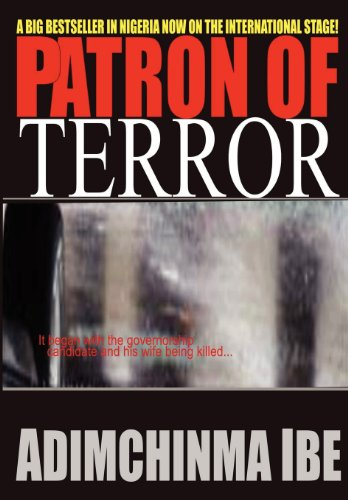 Patron of Terror Cover Image
