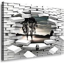 JULIA ART 29wl1 XS   Format 40   30 Cm Bild Auf Leinwand Baum