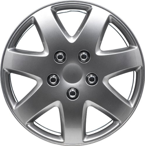 AutoStyle-KT-962-GM-Set-Copricerchio-Michigan-Col-Canna-di-Fucile-4-pezzi