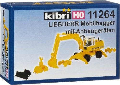 Kibri 11264 - Ruspa Mobile Liebherr con Accessori