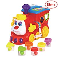 ANIKI TOYS Baby Toddler Toy, Early Education Toy, Music Trainning/Language Learning/Shape Sorting/Electric Universal, lovely gift for 1 2 3 Years Old Girls Boys Kids