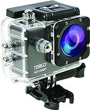 كاميرا اكشن الرياضية بدقة تصوير عالية 12 ميجابكسل وتدعم شبكة واي فاي من تيرجو، SO58