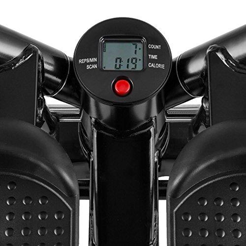 Klarfit Powersteps Aerobic Stepper Twist-Stepper - 6