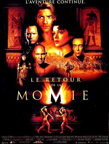 Image de La Momie - La trilogie : La Momie + Le Retour de la momie + La Momie - La tombe de l'Empereur Dragon [Édition boîtier SteelBook]